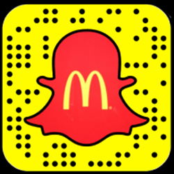 McDonald's Job Applications via Snapchat