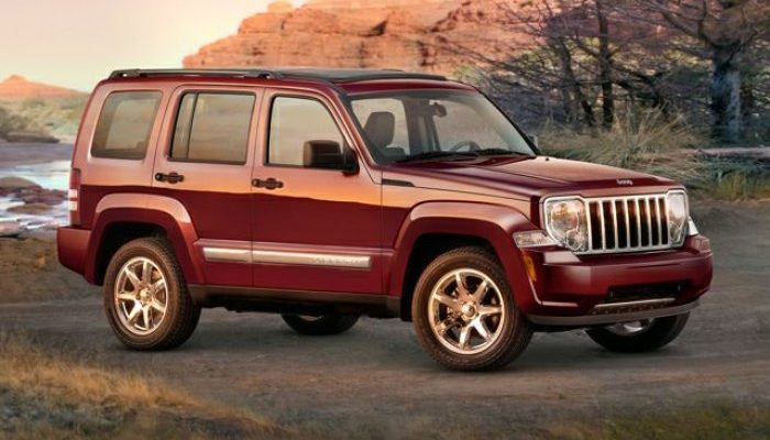 Chrysler Recall Includes Jeep Liberty, Chrysler 200, and Dodge ...