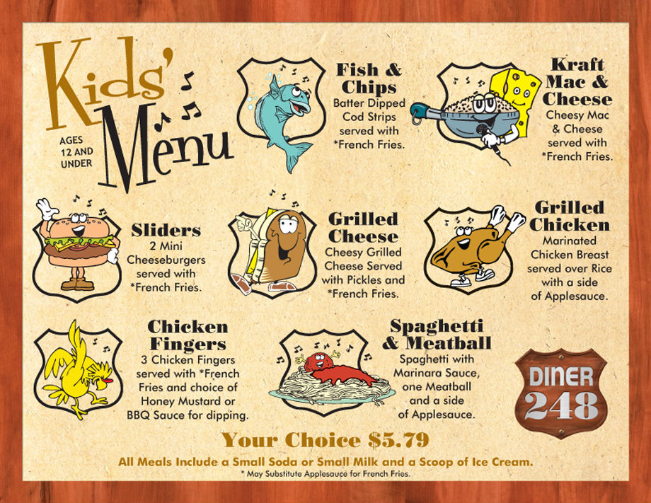 Kids Menu Nutrition Why Children S Menus Aren T Getting
