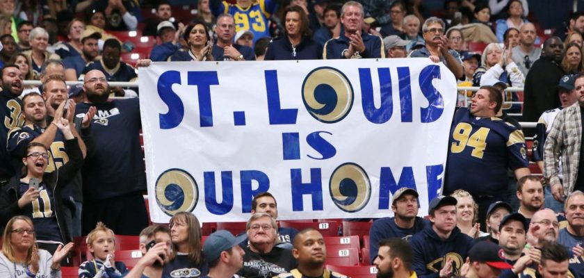 Rams Move To Los Angeles Consider The Consumer