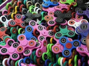 lead in fidget spinners target consider the consumer