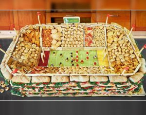 100 Calories of Super Bowl Food Consider The Consumer
