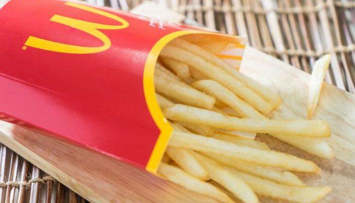 McDonald's Fries Reverse Baldness Consider The Consumer
