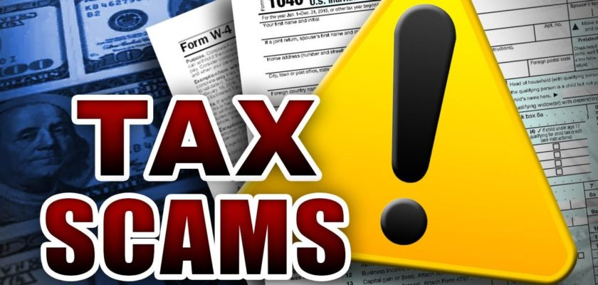 Tax Scams Consider The Consumer