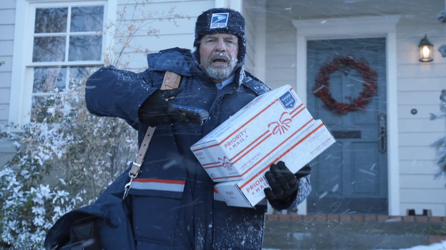 due to delivery demand the usps holiday schedule is released early